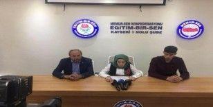 """Mermur Sen Engelliler Komisyonu Başkanı Ayverdi: """"Engelliler Haftası sorunların çözüm haftası olsun"""""""