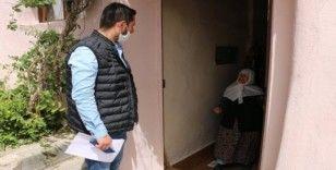 Eyüpsultan'da vatandaşlar vergisini evinden ödüyor