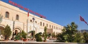 MAÜ 'evde üniversite' etkinliklerine devam ediyor