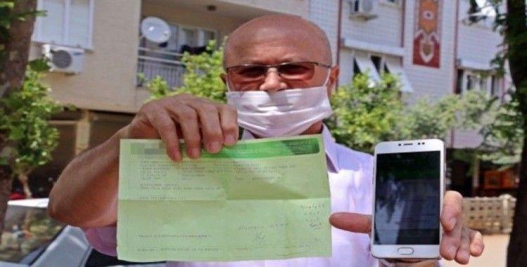 Oğlu için 50 bin TL kredi çekti, eve döndüğünde hesabındaki parayı görünce şoke oldu