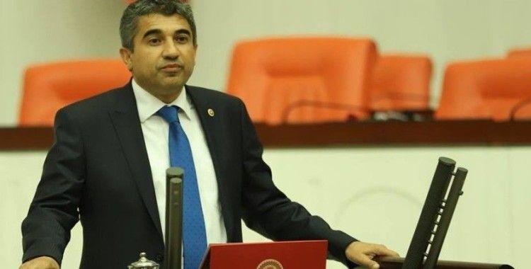 CHP Milletvekili Metin İlhan, 'Engelli olmak hayatın yadsınamayan gerçeğidir'