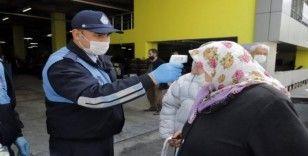 Pazaryeri taşındı, esnaf ve mahalle sakinleri Başkan Öztekin'e teşekkür etti