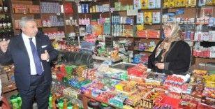 """Palandöken: """"1 milyar TL'lik şeker ve çikolata pazarı bu yıl düşer"""""""