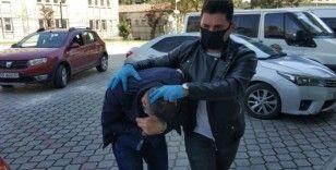 İş yerinde uyuşturucu hap satma iddiasına gözaltı