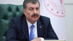 Sağlık Bakanı Fahrettin Koca: 'Günlük test kapasitesi 50 bine ulaştı'