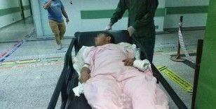 Samsun'da sokakta silahlı dehşet: 1'i çocuk 2 yaralı