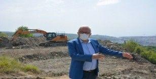 Kdz. Ereğli Belediyesi 3 su deposu inşasına başladı