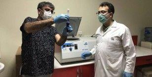 İnönü Üniversitesinde 'immün PRP' çalışması başlatıldı