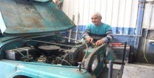 Aydın'ın dağ köylerinde çiftçiler ciplerden vazgeçmiyor