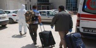 Kuveyt'ten Tokat'a getirilen 36 işçide koronavirüs tespit edildi