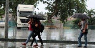 Doğu Anadolu'da gök gürültülü sağanak etkili olacak