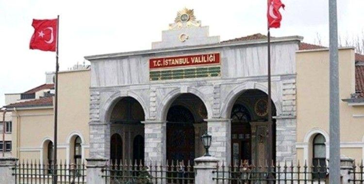 İstanbul Valiliği, sokağa çıkma kısıtlaması ile ilgili açıklama