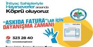 Kdz. Ereğli Belediyesi askıda fatura uygulaması başlattı