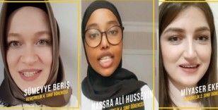 Hemşirelik öğrencilerinden Hemşirelik Haftasına özel video