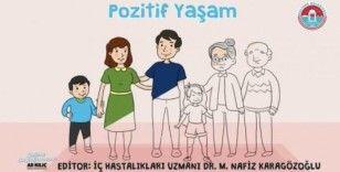 """Maltepe Belediyesi'nden """"Yaşamı Pozitif Kılalım"""" çağrısı"""