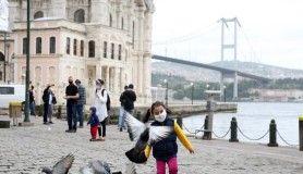 İstanbul'da parklar, sahiller ve sokaklar çocuk sesleriyle şenlendi
