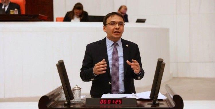 Milletvekili Baltacı Doğanyurt Belediyesini Meclis gündemine taşıdı
