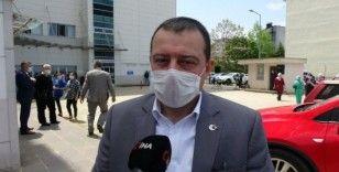 Trabzon Korona virüs salgınında sadece bir gün 'sıfır' çekti
