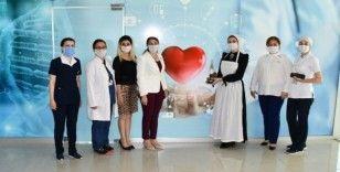 MEÜ'de Hemşireler Günü etkinliklerle kutlandı