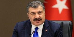 Sağlık Bakanı Koca'dan 'Kontrollü Sosyal Hayat' vurgusu