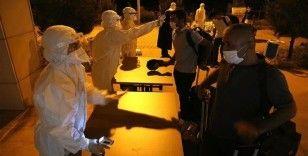 Irak'tan getirilen 90 Türk vatandaşı Batman'da yurda yerleştirildi