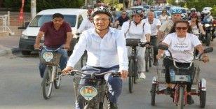 """Tarhan: """"Virüsü fırsata çevirelim, bisikleti yaygınlaştıralım"""""""