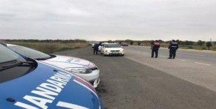 Jandarma, Balıkesir'de aranan 34 kişiyi yakaladı