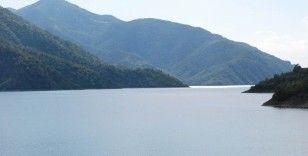 Samsun barajlarının doluluk oranı yüzde 69,9