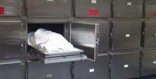 Ailesi ararken cesedini buldu