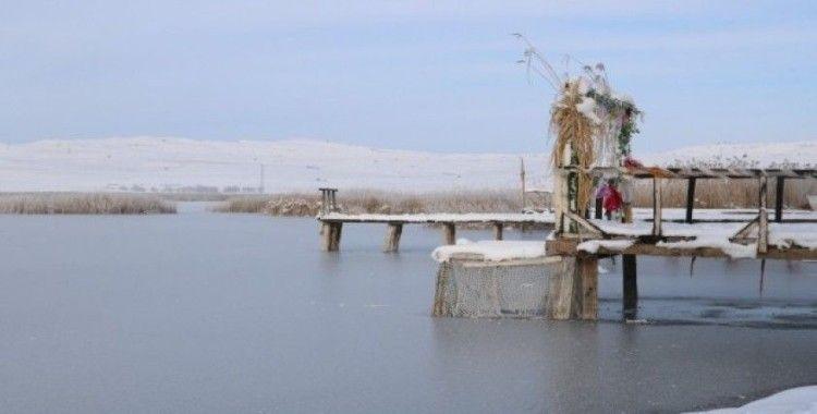 """Hafik gölü """"kesin korunacak hassas alan"""" ilan edildi"""