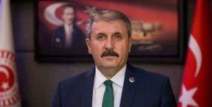 BBP Genel Başkanı Destici: 'Çiftçilerimiz her yönüyle teşvik edilmeli'