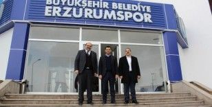 """Başkan Orhan: """"Önce sağlık sonra futbol"""""""