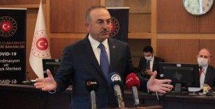 """Çavuşoğlu: """"80 ülkeye yardımda bulunduk"""""""