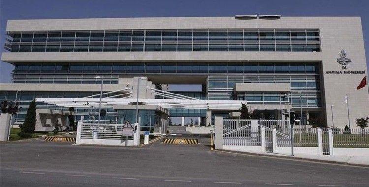 Anayasa Mahkemesi darbe girişimi sanığı eski yüzbaşının başvurusunu reddetti