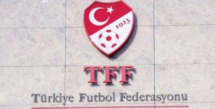 TFF'den Ahmet Nur Çebi için geçmiş olsun mesajı