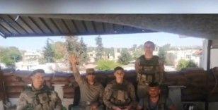 Suriye'de görev yapan kahraman Mehmetçik'ten şampiyon Karacabey'e selam