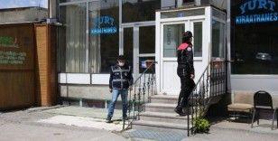 Erzurum'da denetimler aralıksız sürüyor