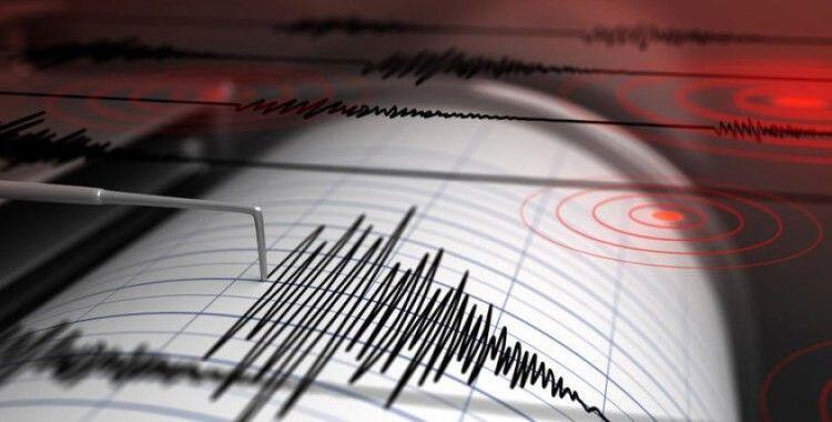 Kırgızistan'ın güneyinde 5 şiddetinde deprem
