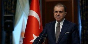 AK Parti Sözcüsü Çelik: 'Hepsinin hesabı sorulur, soruluyor'