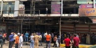 Irak'ta ekmek fırınında yangın: 4 ölü