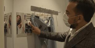Giyinme kabininde buton dönemi başlıyor!