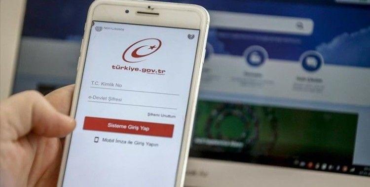 'e-Devlet'te 5 milyondan fazla miras sorgulaması yapıldı