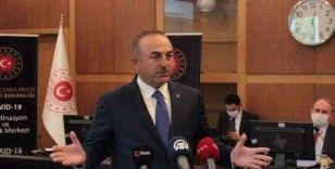 Çavuşoğlu: '80 ülkeye yardımda bulunduk'