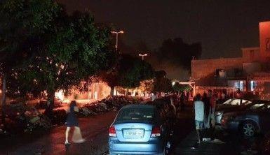 Hafter güçlerinden sahur vaktinde sivil yerleşim bölgelerine saldırı