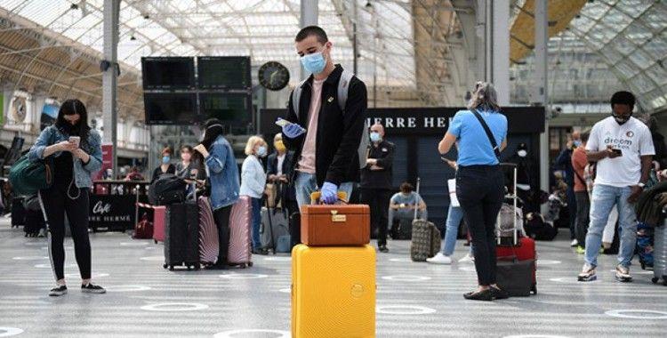Fransa'da son 24 saatte korona virüsten 263 ölüm