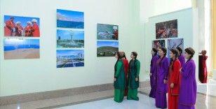 'Türkmenistan-Tarafsızlık Ülkesi' fotoğraf sergisi düzenlendi