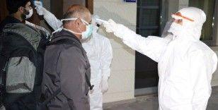 Kuveyt'ten Yozgat'a getirilen vatandaşların bazılarında Covid-19 tespit edildi