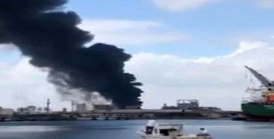 İtalya'da kimyasal tesiste patlama: 2 yaralı