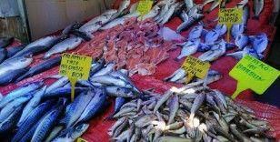 Sıcaklık arttı, balığa ilgi azaldı