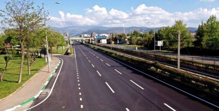 Bursa'da dört günlük kısıtlamada o yollar ulaşıma kapanacak